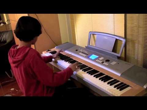 Funky town piano Aaryen