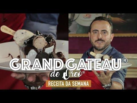 "GRAND GATEAU OREO® À ""DIEGO HYPOLITO"""