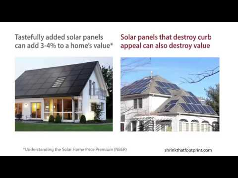 Research solar panels  The advantages and disadvantages of solar energy