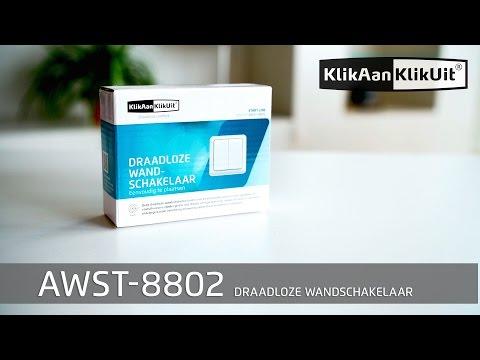 KlikAanKlikUit Installatie AWST-8802