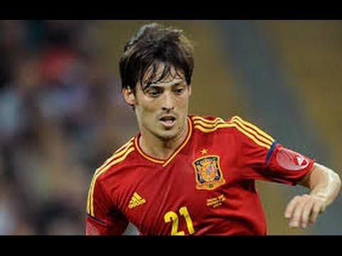 David Silva ● Best Skills & Goals & Assists Ever ● Spain 2016/17