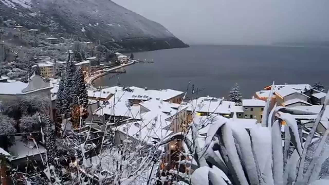 Image result for limone sul garda winter images