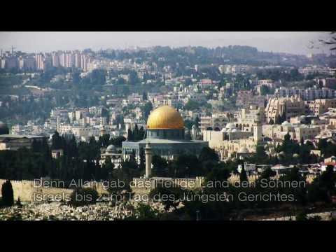 Wem gehört das Land Israel laut Koran?