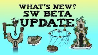 [DS:SW] SHIPWRECKED BETA UPDATE: WHAT