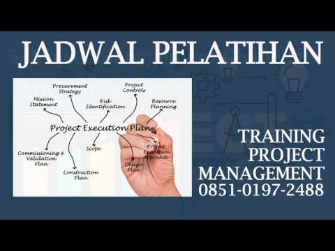 0851-0197-2488 Project Management Training Jakarta