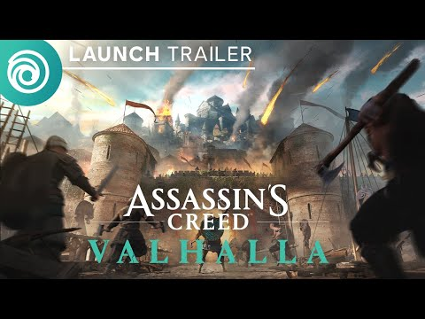 Expansion 2: The Siege of Paris Launch Trailer | Assassin's Creed Valhalla