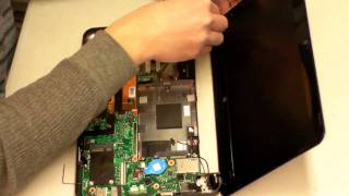 hp mini disassembly