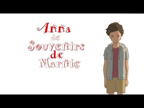 Anna/Souvenirs de Marnie - GrrrlZ de l'Avent 4