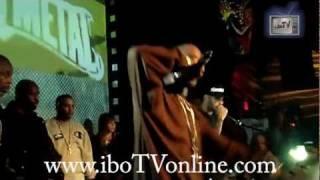 DMX SWIZZ BEATZ - Get It On The Floor LIVE SOBS NYC 2/23/12