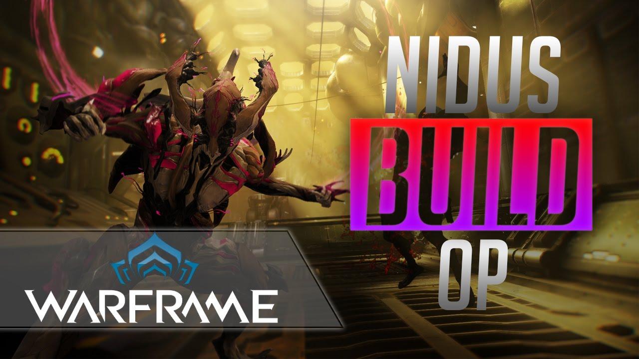 Warframe Nidus Build Forma