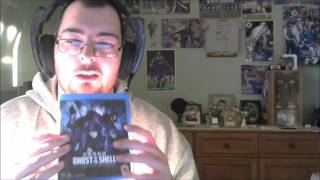 Ghost In The Shell The New Movie (Blue Ray) UNBOXING