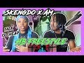 Skengdo x AM - HB Freestyle - REACTION