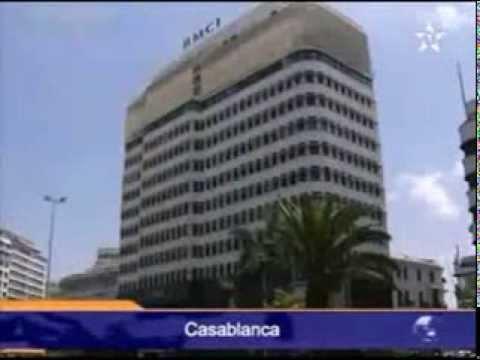 Reportage TVM sur Casablanca Pôle Financier en Français