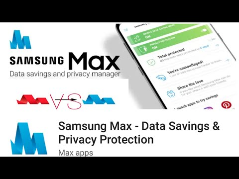 Repeat Samsung Max VPN Unlimited WiFi and Data Savings and