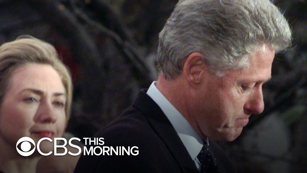 How the Trump impeachment inquiry compares to Bill Clinton's