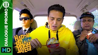 Bagga wants to know how to eat in Urdu? | Happy Phirr Bhag Jayegi | Dialogue Promo