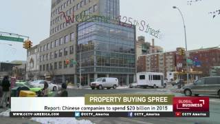 Chinese investors buying up iconic properties in US