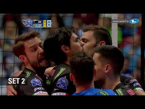 #CLF4Kazan: Final Highlights Lube vs Kazan