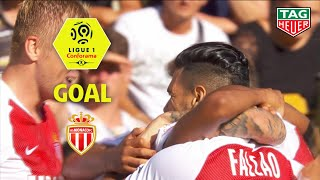 Goal Radamel FALCAO (83') / FC Nantes - AS Monaco (1-3) (FCN-ASM) / 2018-19