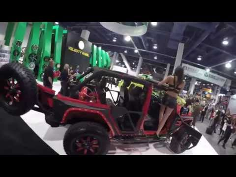 The Best Of Sema 2014 In Las Vegas