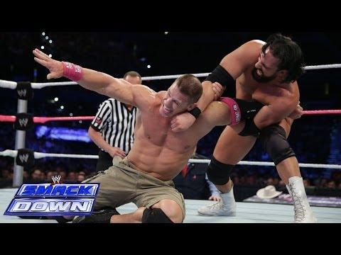 John Cena, Cody Rhodes & Goldust vs. Damien Sandow & The Real Americans: SmackDown, Nov. 1, 2013