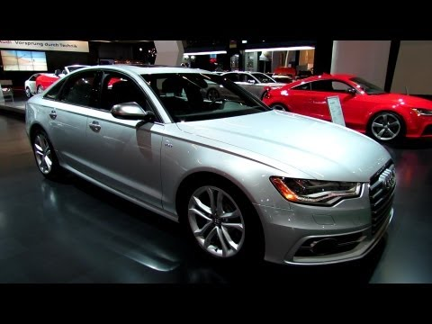 2013 Audi S6 - Exterior and Interior Walkaround - 2013 Montreal Auto Show