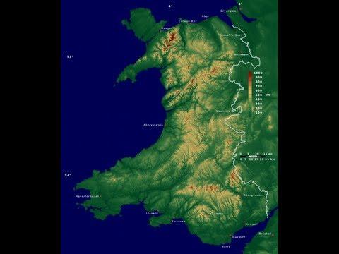 I'm Welsh!