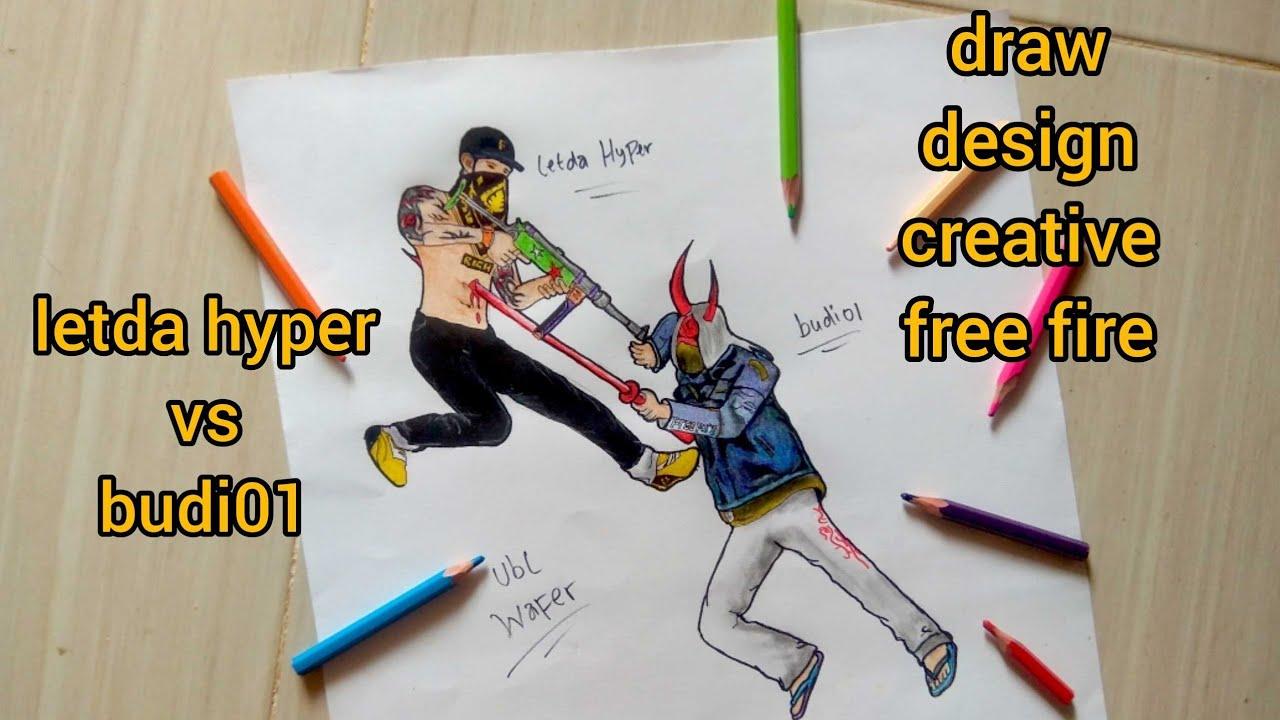 Gambar Pertarungan Letda Hyper Vs Budi01