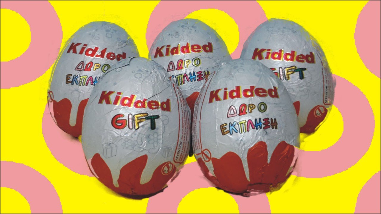 Massive chocolate surprise eggs opening kids toys amp games big