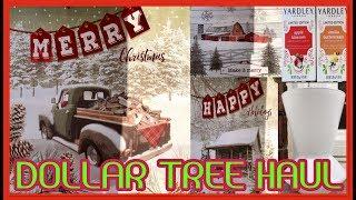 DOLLAR TREE HAUL | ALL NEW CHRISTMAS 2019 | OCTOBER 29 2019