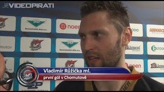 10. kolo: Vladimír Růžička ml. po výhře nad Šumperkem