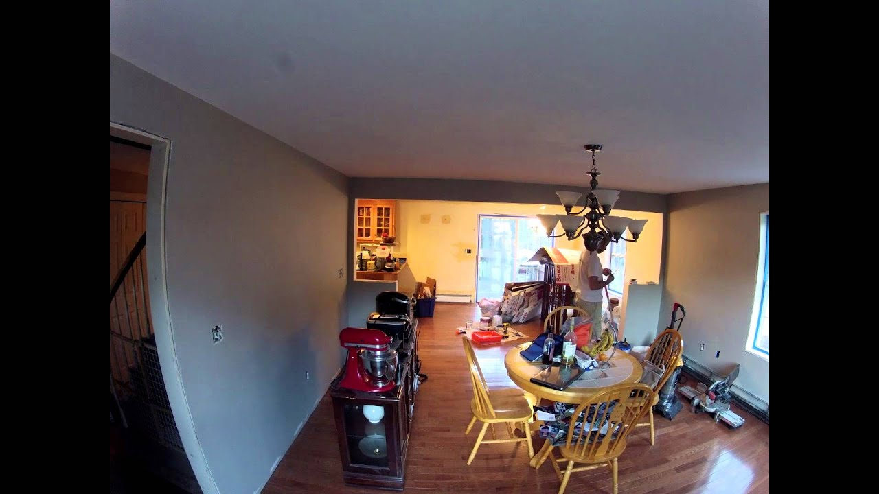 Download Our Dining Room Renovation