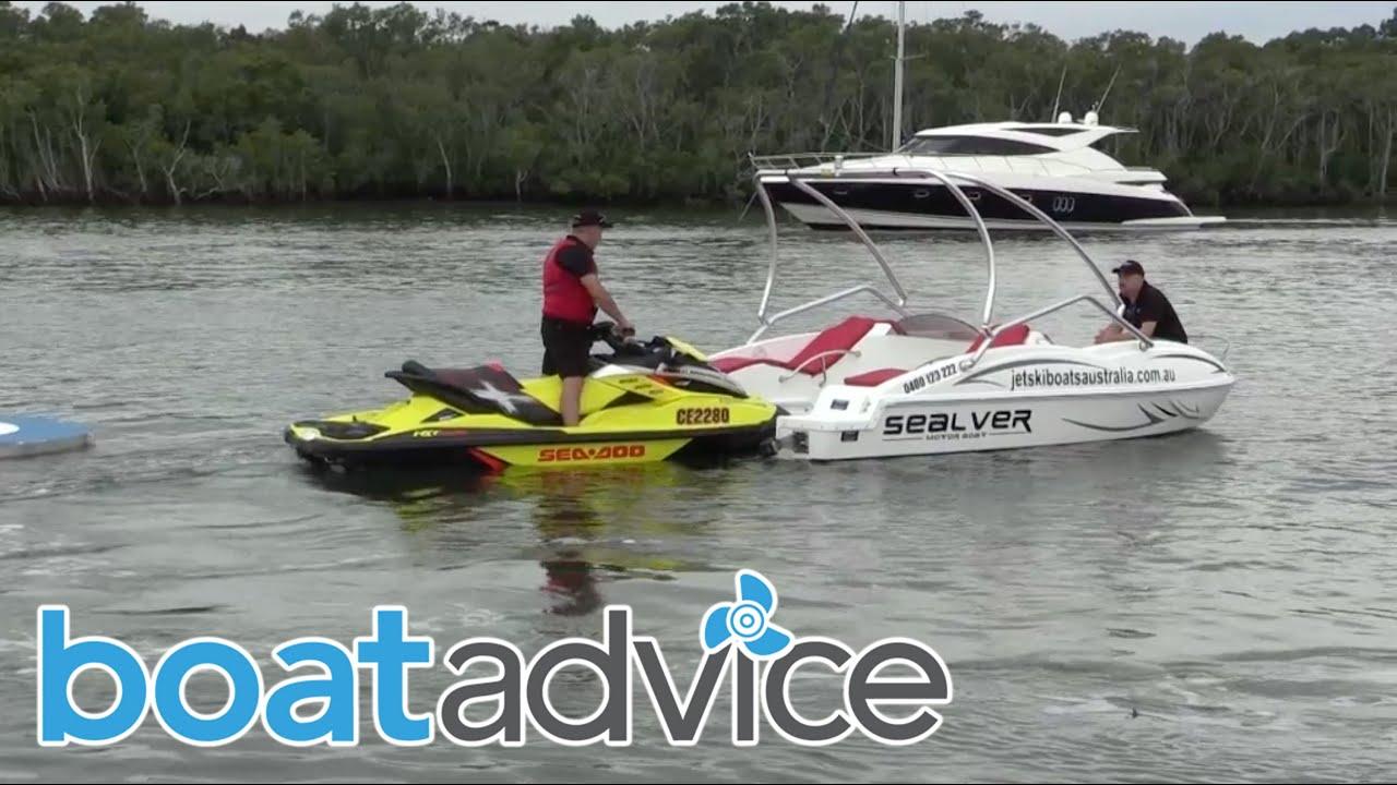 Image gallery jet ski boat for Fishing jet ski for sale