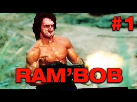 RAMBOB - Ep.1 - Playthrough sur Rambo avec Bob Lennon thumbnail