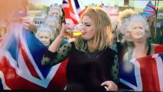 Adele Very Important People Adele Spoof Boozing In The Streets