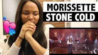 MORISSETTE - Stone Cold - Reaction!