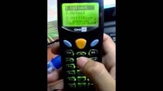 видео Терминалы сбора данных серии Cipherlab 8500