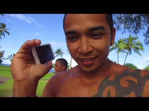 Oama Catch & Cook | Hawaii salt water fishing | I won a prize!!!