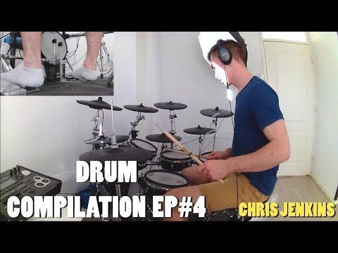 Drum Compilation ep.4 | Chris Jenkins