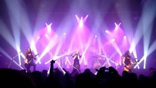 Epica - Deter The Tyrant (live at Le Bikini) - 04/24/2012