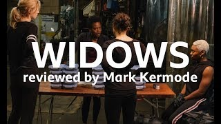 Widows reviewed by Mark Kermode