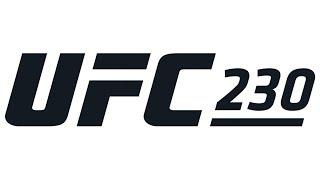 UFC 230 Main Event Headliner announced!