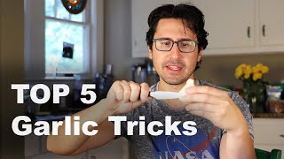Garlic Peeling Methods RANKED