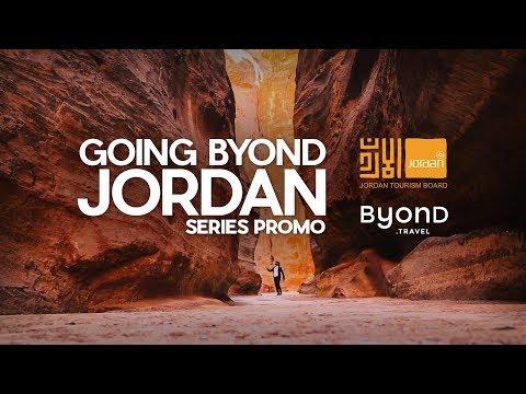 Going Byond Jordan: Series Promo