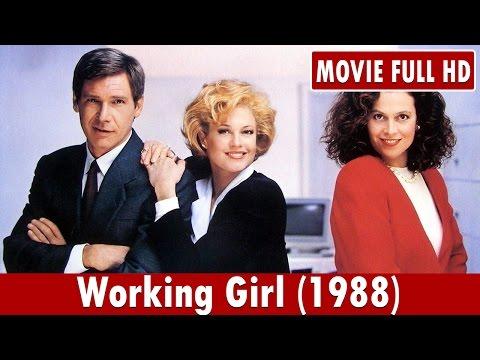 Working Girl (1988) Movie **  Melanie Griffith, Harrison Ford, Sigourney Weaver