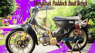 Download Mp3 Memilih Dongkrak Paddock Untuk Bebek C70