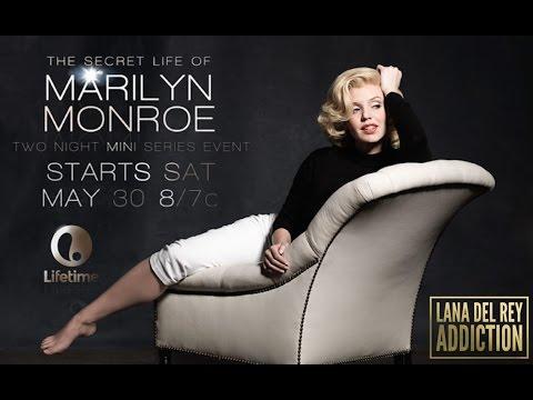 The Secret Life of Marilyn Monroe Trailer (legendado)