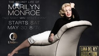 The Secret Life of Marilyn Monroe Trailer (legendado)