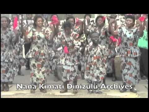The Great Home Coming - Raw Footage - Ghana, West Africa