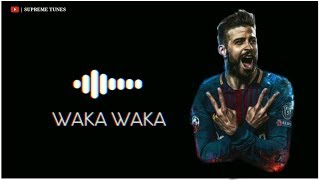 Shakira - Waka Waka Ringtone || Download now || Shakira best song ringtones